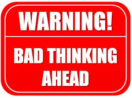 bad thinking