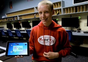 Ryan and computer