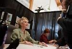 Tippi signing