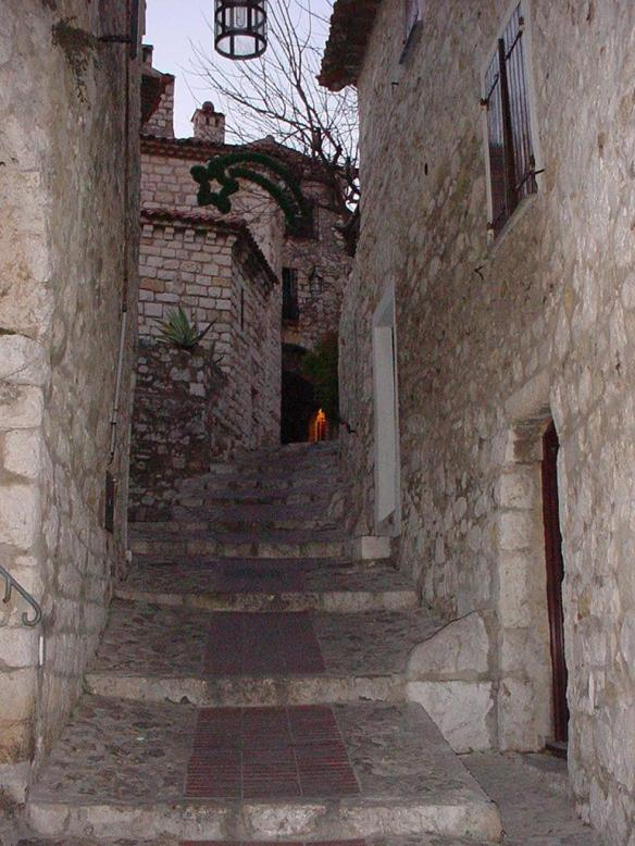 EzeVillageStreetSteps