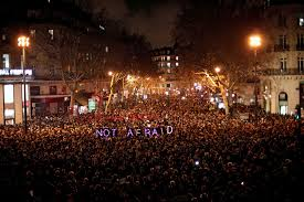je suis charlie crowd