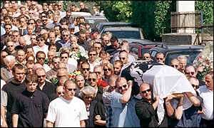 Rossi funeral