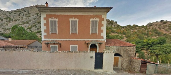 Caporalina house