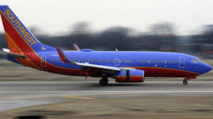 southwest takeoff