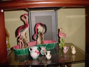 Maddux Flamingos