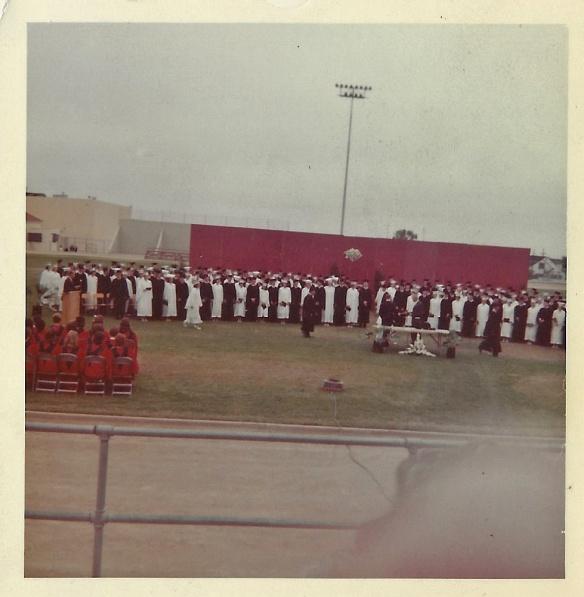 Class of '61 Graduation